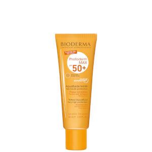 Bioderma Photoderm Dry touch Mat Finish Sunscreen Golden Tint SPF50+ 40ml