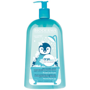 Bioderma ABCDerm Foaming Gel 1L