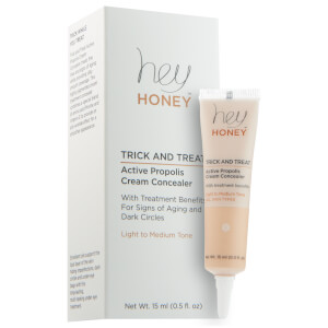 Hey Honey Trick and Treat Active Propolis Cream Concealer