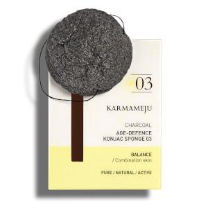 Karmameju Charcoal Konjac Sponge