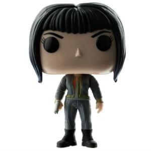 Figura Funko Pop! EXC. Mayor (con chaqueta bomber) - Ghost in the Shell