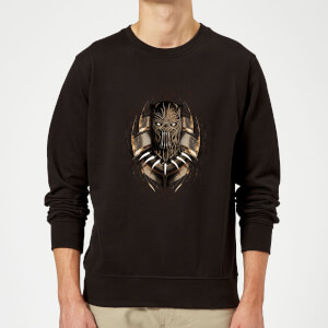Sweat Homme Gold Erik Black Panther - Noir