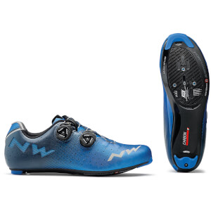 Northwave Revolution Cycling Shoes - Blue