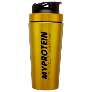 Golden Stainless Steel Shaker (Asia Limited Edition)