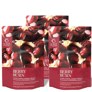 Bodyism Berry Burn Trio (Worth £150.00)