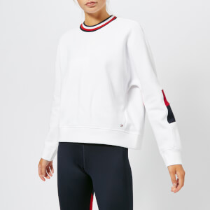 Tommy Hilfiger Women's Bekki Jumper - White