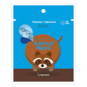 Berrisom Animal Mask Series -kasvonaamio, pesukarhu 25ml