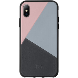 Native Union Clic Marquetry - iPhone X Case - Rose