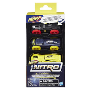 Nerf Nitro - Coffret de 3 recharges (Lot 4)