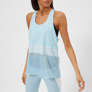 Monreal London Women's Racer Tank Top - Frost