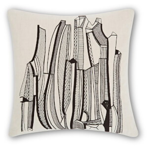 Tom Dixon Geo Cushion - Multi - 60 x 60cm