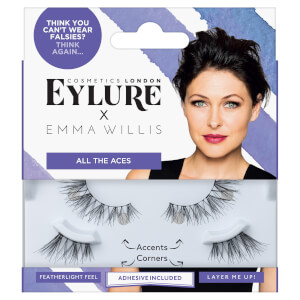 Eylure Emma Willis Lashes -irtoripset, All The Aces