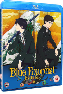 Blue Exorcist (Season 2) Kyoto Saga Volume 2 Blu-ray (Episodes 7-12)