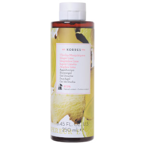 KORRES Natural Ginger Lime Shower Gel 250ml