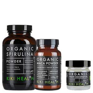 KIKI Health Organic Metabolism Management Bundle (Worth £46.85)