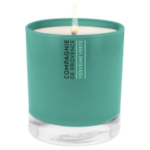 Compagnie de Provence Green Verbena Scented Candle 260 g