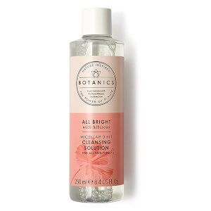 Botanics All Bright Micellar Cleansing Water