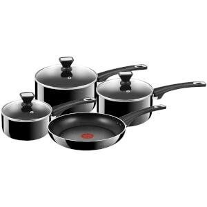 Jamie Oliver C407S444 By Tefal Non Stick 4 Piece Pan Set