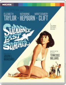 Suddenly, Last Summer - Limited Edition Blu Ray