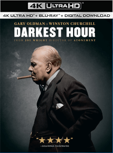 Darkest Hour - Ultra HD 4K (Includes Blu-ray + Digital Download)