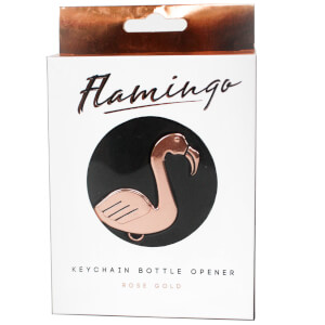 Flamingo Bottle Opener from I Want One Of Those