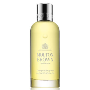 Molton Brown Orange and Bergamot Radiant Body Oil 100ml