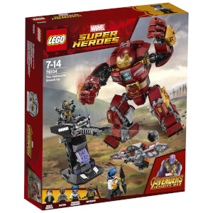 LEGO Super Heroes Marvel Infinity War: The Hulkbuster Smash-Up (76104)
