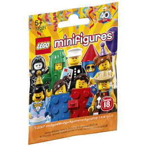 LEGO Minifiguren: Serie 18 Party (71021)
