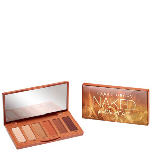 Paleta de sombras Urban Decay Naked Petite Heat Eye Shadow Palette