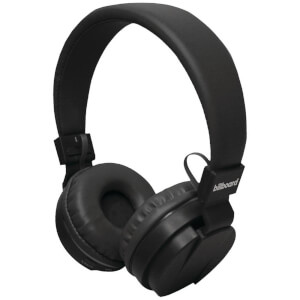 billboard on ear bluetooth wireless headphones black