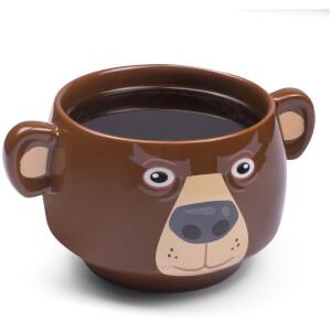 Colour Changing Bear Mug