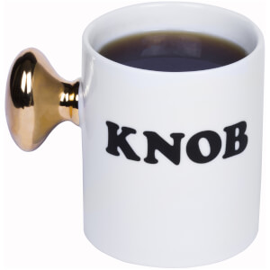 Knob Mug - White from I Want One Of Those