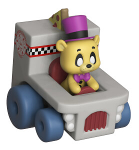 Figura Funko Super Racers Golden Freddy - Five Nights At Freddy's