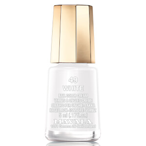 Mavala Nail Colour - White 5ml