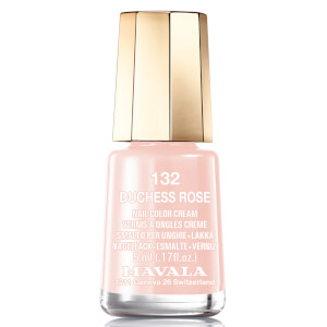 Vernis à Ongles Mavala – Duchess Rose 5 ml