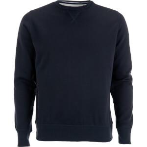 Brave Soul Men's Jones Sweatshirt - Dark Navy