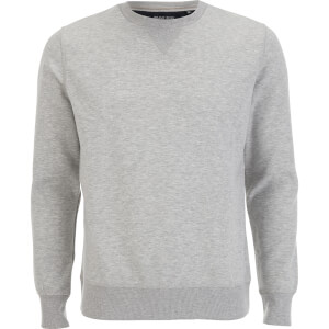 Sweat Homme Jones Brave Soul - Gris Chiné