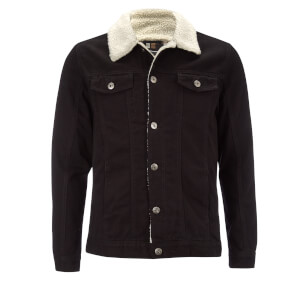 Brave Soul Men's Myles Western Jacket - Black