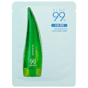 Holika Holika Aloe 99 % Soothing Gel Jelly Mask Sheet