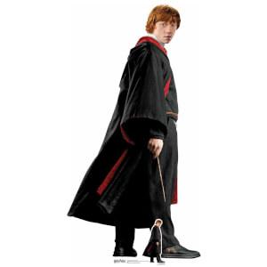 Silhouette Découpée en Carton Ron Weasley - Harry Potter