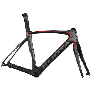 Kuota Kryon Disc Frameset - Dark Matt Grey