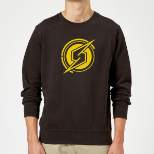 Nintendo Metroid Samus Coin Sweatshirt - Black