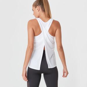 Myprotein Dry Tech Vest - White