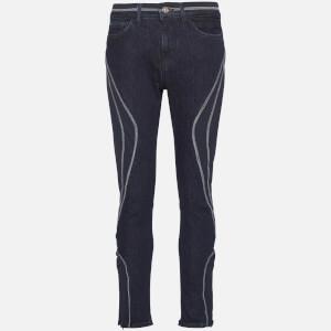 Tommy Hilfiger X GIGI Women's Venice Ankle Racing Leggings - Dark Blue
