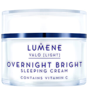 Lumene Nordic C [Valo] Overnight Bright Sleeping Cream krem na noc 50 ml