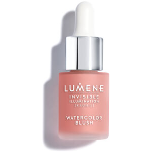 Жидкие румяна Lumene Invisible Illumination [Kaunis] Watercolor Blush 15 мл