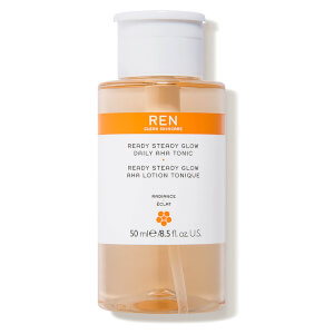 REN Ready Steady Glow Daily AHA Tonic 50ml (Worth $35)