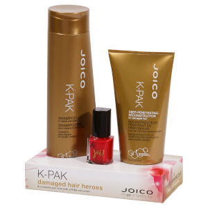 Joico K-Pak and Nail Varnish Bundle