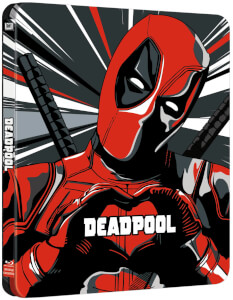 Deadpool - 4K Ultra HD Zavvi Exclusive Limited Edition Steelbook (Inkl. 2D Version): Image 2