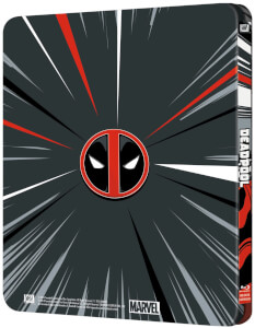 Deadpool - 4K Ultra HD Zavvi Exclusive Limited Edition Steelbook (Inkl. 2D Version): Image 3